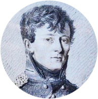 Young Clausewitz (c.1807?)