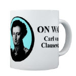 Clausewitz coffee cup