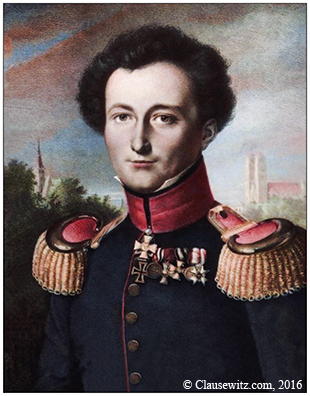 clausewitz and wwi View this essay on impact of clausewitz's theories on first world war the role of various theories and concepts in the first world war has been an issue of.