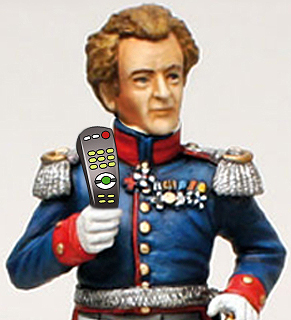 Clausewitz with a cellphone